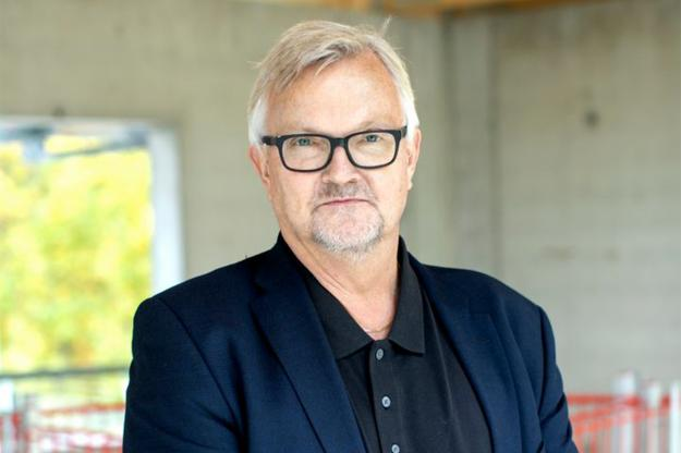 Mats Åkerlind, förhandlingschef på Byggföretagen.