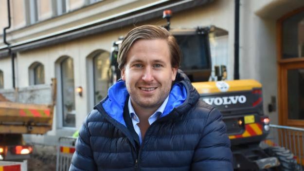 Claes Arenander, Maskinentreprenörernas förhandlingschef.