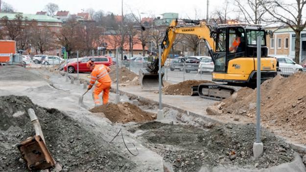 Göteborg ska få fler laddplatser.
