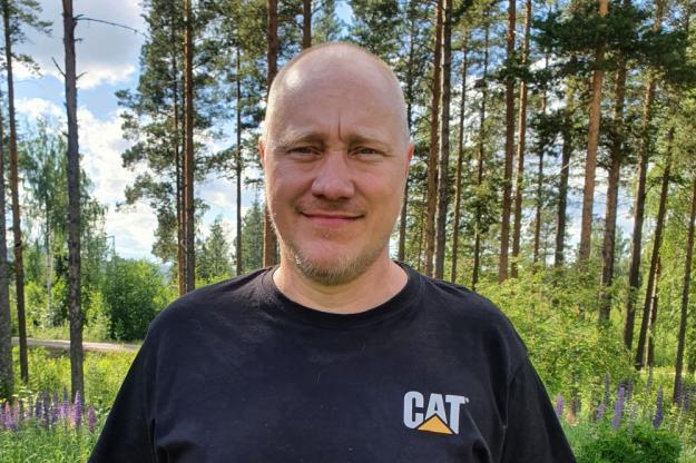 Magnus Wallberg, Wallbergs Åkeri i Hennan AB.