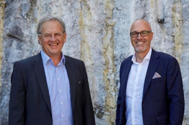 Håkan Pettersson och Niklas Lindberg.