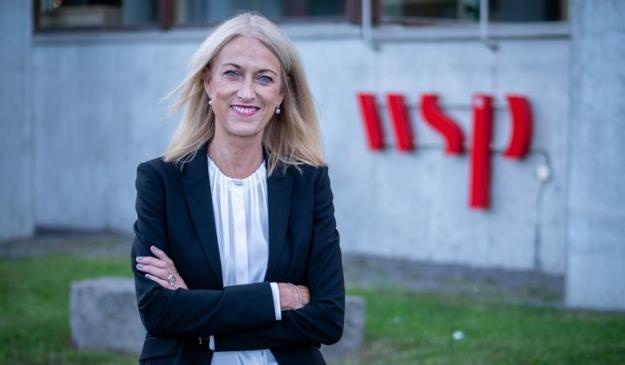 Anna-Lena Öberg-Högsta, tidigare vd inom Golder-koncernen, blir ny vd för WSP i Norden. Bilden får användas fritt av tredje part i samband med denna artikel.