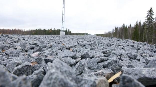 Svevia bygger nytt järnvägsspår i Sundsvall, mellan Ådalsbanan och Tunadalsspåret.