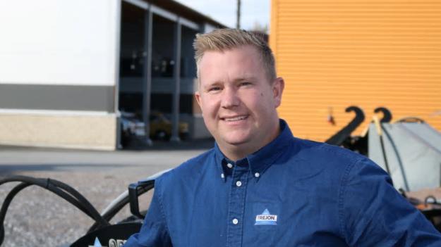 Anders Kroon, ny representant på Trejon.