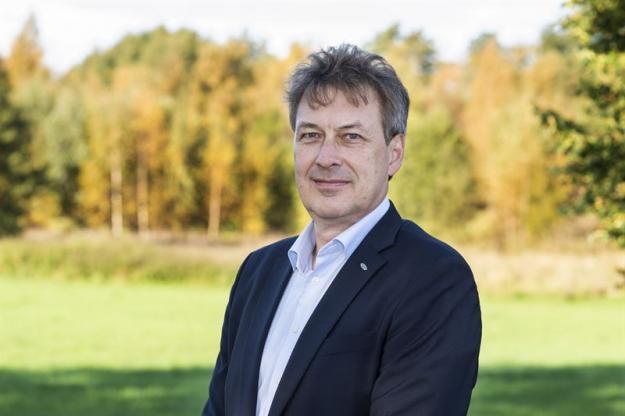 Håkan Jacobsson, vd Peab Asfalt.