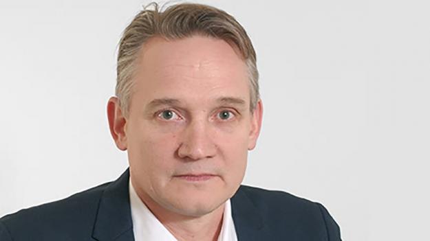 Tomas Säfström tillträder som regionchef för division Anläggning, region Nord.