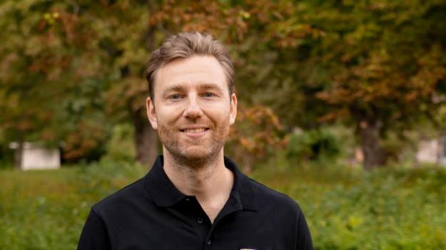 Niklas Olsson, ny General Manager för Zeppelin Power Systems.