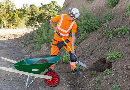 Spade Anläggning– en nyhet från Hörby Bruk!
