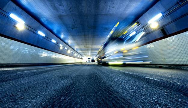 Tingstadstunneln.