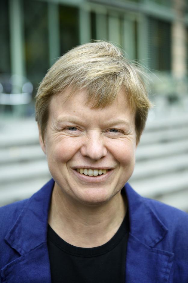 Åsa Domeij, ordförande för Delegationen för Cirkulär Ekonomi.