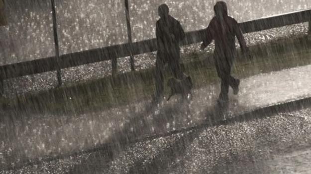 I takt med stigande temperaturer beräknas de extrema skyfallen bli fler i framtiden.