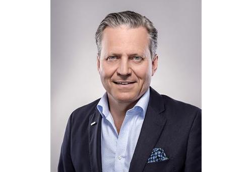 Berth Larsson, regionchef Peab.