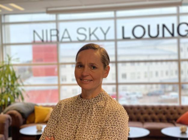 Lisa Åbom, Nira Dynamics.